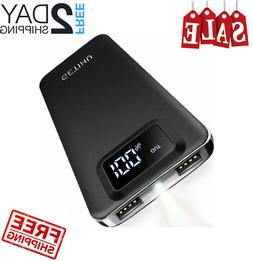 Power Bank USB Phone Charger Portable External Backup Batter