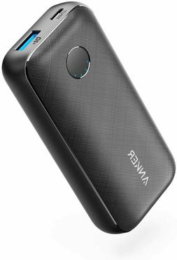Anker PowerCore 10000 Redux, Ultra-Small and Compact 12W Por