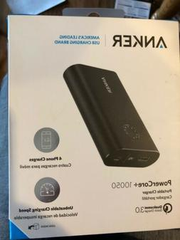 Anker PowerCore+ 10050 mAh Portable Charger Quick Charge