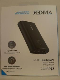 Anker PowerCore+ 10050 mAh Premium Power Bank Portable Charg