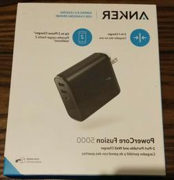 Anker PowerCore Fusion Portable Charger 5000mAh with Dual US