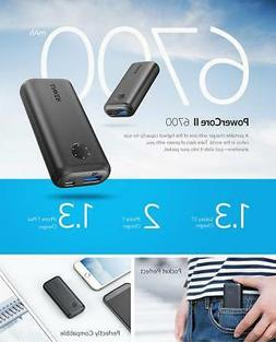 Anker PowerCore II 6700, Compact Portable Charger for iPhone