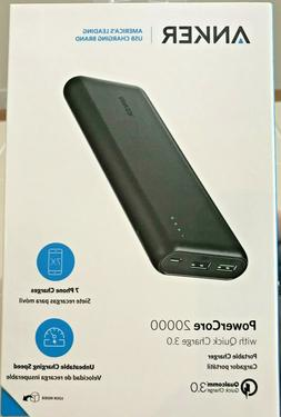Anker PowerCore Portable Charger 20000 mAh with Quick Charge