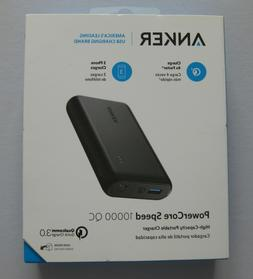 Anker PowerCore Speed 10000 QC Qualcomm 3.0 Quick Charge Por