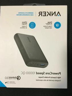Anker PowerCore Speed 10000 QC Qualcomm Quick Charge 3.0 Por