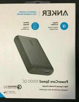 2 Anker PowerCore Speed 10000 QC Qualcomm Quick Charge 3.0 P