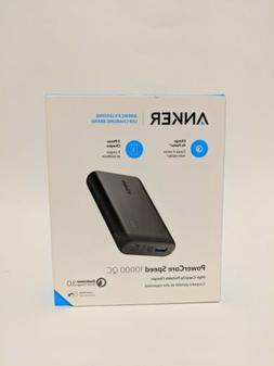Anker PowerCore Speed 10000 QC Quick Charge 3.0 Portable Cha
