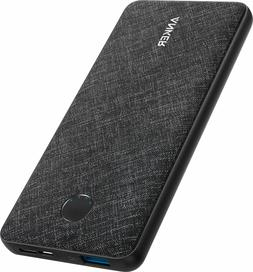 Anker PowerCore 13000mAh 2-Port Portable Charger Power Bank