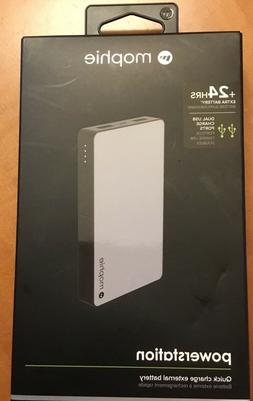Mophie  Powerstation 24 Hour Quick Charger External Battery
