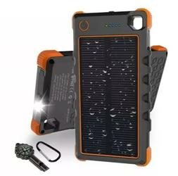 13500mAh Solar Charger, Hobest Portable Charger with Dual..
