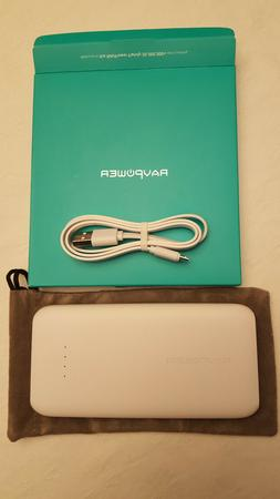 RAVPower Quick Charge 3.0 10000mAh Portable Charger 3.0 ; Ne