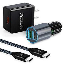 Quick Charge 3.0 Wall Charger, Quick Charge 3.0 USB Car Char