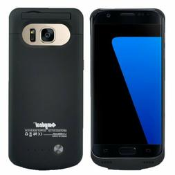 For Samsung Galaxy S7 Battery Case Portable Charging Power B