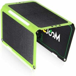 MOOLSUN Solar Charger 24W Portable Solar Panel Charger with