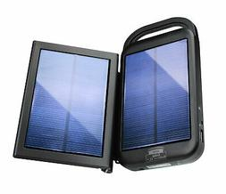 Solar Charger 6000mAh Outdoor Portable Charger Solar Power B