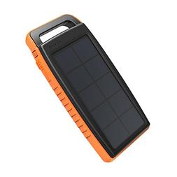 Solar Charger RAVPower 15000mAh Outdoor Portable Charger Sol
