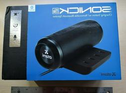 Atomi Sonick Plus Portable Charger Hub with Bluetooth Speake
