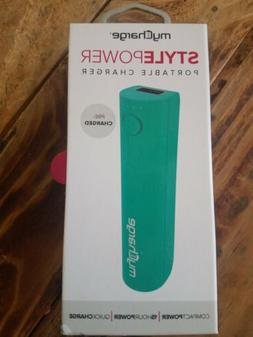 myCharge StylePower Portable Charger