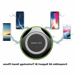 Super Fast Wireless Charger Portable Pad for iPhone and For