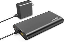 Jackery Supercharge 26800 PD, 26800mAh Portable Charger USB