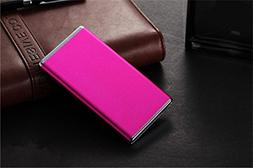 Thin Portable Charger External Battery Backup Charger for iP