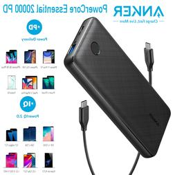 Anker PowerCore 20100 Portable Charger Power Bank 4.8A Power