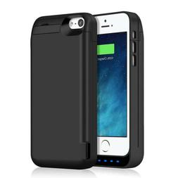 4800mAh Portable Charger Case Power bank Cover For iPhone 5