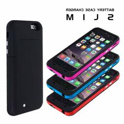 US 4200mAh Portable Charger Case External Charging Battery P