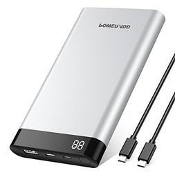 POWERADD Virgo 10000mAh Portable Charger with USB-C 5V/3A In