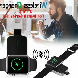 Wireless For Apple Watch Portable Power Bank IWatch 1/2/3/4
