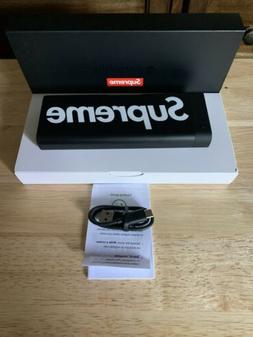 Supreme x Mophie Encore 20k Portable Charger Black FW17 Box
