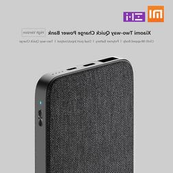 Xiaomi ZMI 10000mAh Power Bank Quick Charge USB-C Type C Por